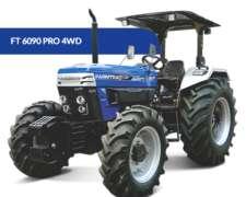 Tractor Farmtrac 90 HP 4X4 12 Cheques