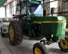 Tractor John Deere 3330, Excelente Estado