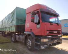 Iveco Euro Tech 370 Tractor