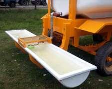 Acoplado Tanque Con Bebedero Argenplast