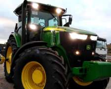 Tractor John Deere 7230 R Nuevo con Entrega Noviembre