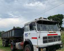 Camion Tractor Con Batea Volcadora - Equipo Completo/ Oferta