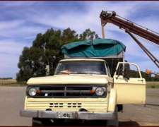 Camion Dodge Dp 800 Chasis Solo Sin Tolva