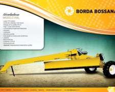 Niveladora Vial 4 Movimientos Hidráulicos Borda Bossana