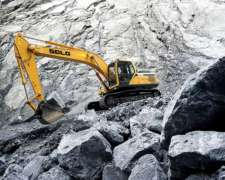 Excavadora Hidráulica Sdlg Lg6225e