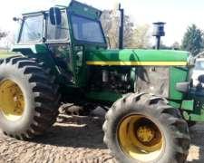 Tractor John Deere 3550 Financiacion y Descuento de Contado