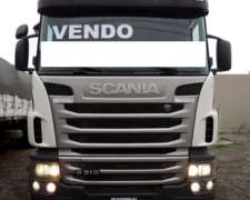 Unico en SU Estado, 1 Mano. VDO Camion Scania G310 AT. 2013