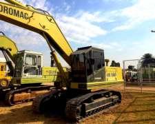 Excavadora Hydromac H115 / Tomamos Permutas