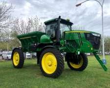 Nueva Fertilizadora Autopropulsada John Deere R 4038