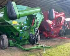Ascanelli de 22 Tn,balanza Magris. Nuevas Verde y Roja Dispo