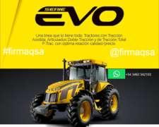 Tractor Pauny 250 EVO DT Bonificado