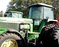 Tractor John Deere 4760 año 1999