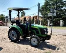 Tractor Chery BY Lion de 30 HP 4X4