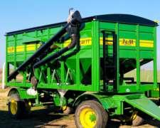 Tolva para Semilla y Fertilizante de 20 TN
