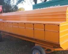 Líquido Comedero De Hacienda Movil 12 M3
