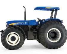 Tractor New Holland 7630, Nuevo