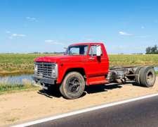 Líquido Camión Ford7000 1975