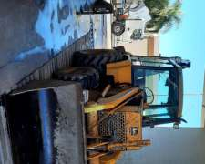 Pala y Retro John Deere 210c 4X4 C/E