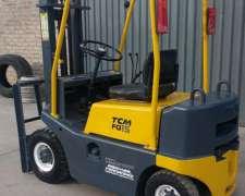 Autoelevador TCM 1.5 TN Taurus