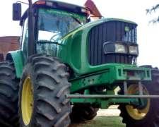 Tractor John Deere 6615 año 2006