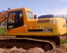 Excavadora Hyundai Lc -7 Robex