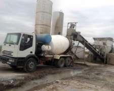 Camion Hormigonero Iveco Euro Cargo (id515)