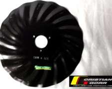 Cuchilla Turbo 18 Ondas 18 Pulgadas / Sembradora Crucianelli