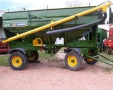 Acoplado Tolva Semilla/fertilizante Comofra Modelo ATF14