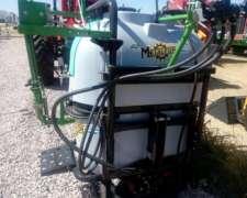 Pulverizador de Tres Puntos 600 Litros Metalfor