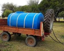 Acoplado Tanque De 3000 L