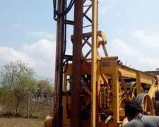 Maquina Para Perforar Pozos De Agua