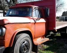 Camión Dodge 800vendo O Permuto Camion Dodge 800