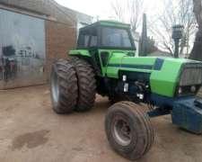 Tractor AX 120 Rodado Duales