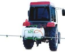 Pulverizador 120 Litros 2.5mts 3 P para Ensayos Semilleros