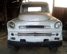 Dodge Mod 1958 Volcador Naftero ,motor Chev 6 Cil. Al Dia