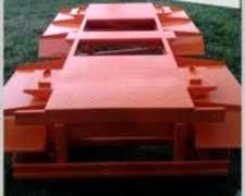 Chasis para Tanques Rotomoldeados Mauro