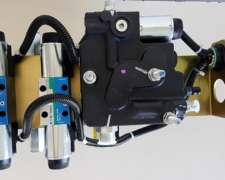 Manifold Electroválvula Cosechadora Axial Flow 7120 / 8120