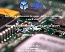 Reparaciones Electronicas E Informaticas