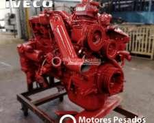 Motor Fiat Iveco 160 E-23 - 230 HP - Reparado con Garantía