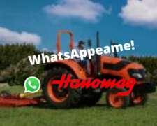 Tractor Hanomag TR80 80hp 2wd Agricola