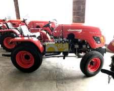 Nuevo Tractor Hanomag Stark 25 HP 3 Ptos, Toma Fuerza,