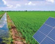 Extracción de Agua con Energía Solar