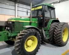Tractor John Deere 7500 año 1996 en muy Buen Estado