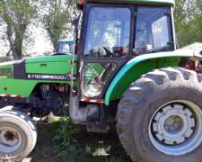 Tractor Agco Allis 6.110 HP Amplia Financiación