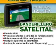 Banderillero Mapeador TI5/TI7 Controlagro - Hexagon