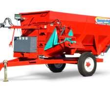 Mixer Impagro PV 9500 (c/eje Reforzado)
