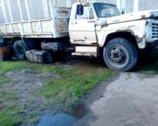Camión Ford 600 Vendo
