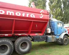 Camion Autodescargable Mercedes 1518 Financiacion