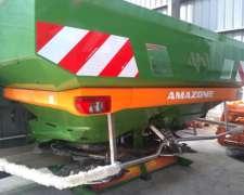 Fertilizadora Amazone Za-ts 3200 Profis Tronic