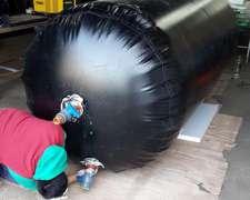Biodigestor , Tanque Flexible Para Biogas